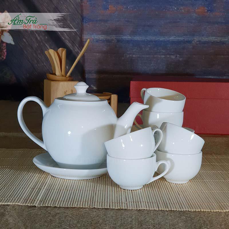 Sản phẩm tại Ấm trà Bát Tràng luôn được kiểm định chất lượng chặt chẽ