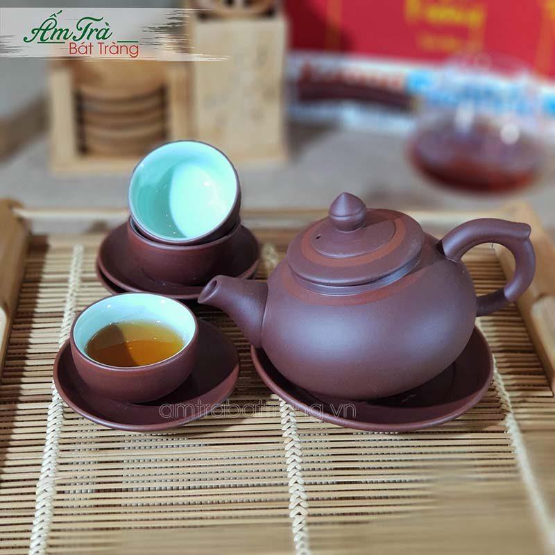 Bộ trà tử sa đẹp