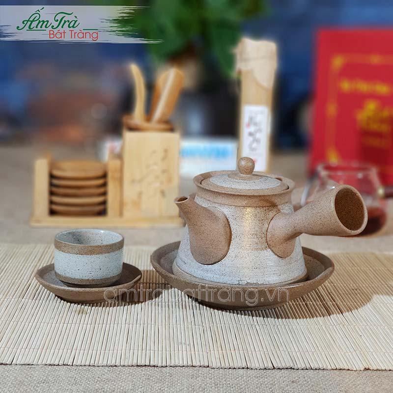 Bộ trà Hồng sa
