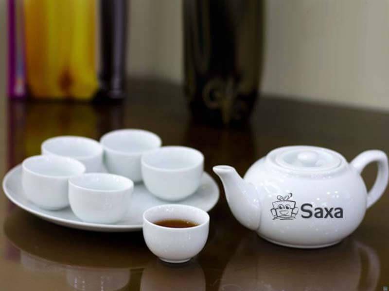 ấm trà in hình ảnh