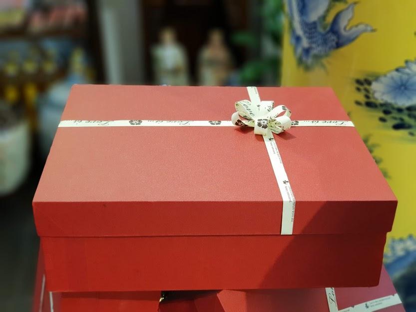 Hộp xi quà tặng
