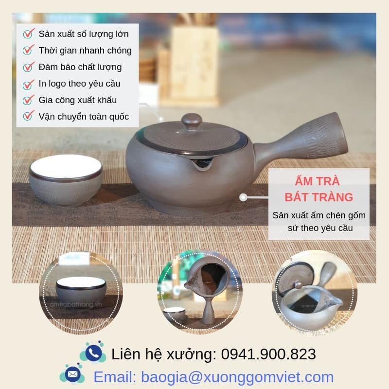 Xưởng gốm Việt