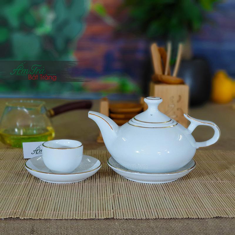 Bộ trà chỉ vàng AT-08