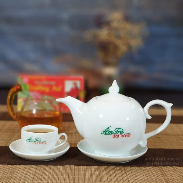 Bộ trà Bưởi lửa AT-03