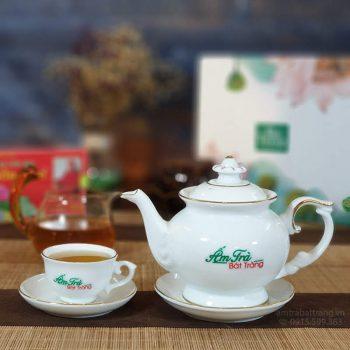 Mua bộ ấm trà Bát Tràng